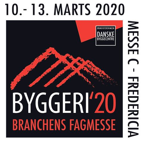 Byggeri ´20  Fra den 10.-13. marts 2020