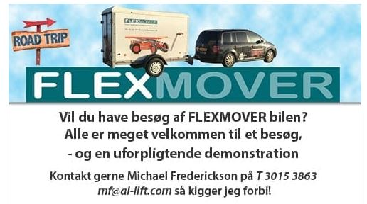 flexmover on the road