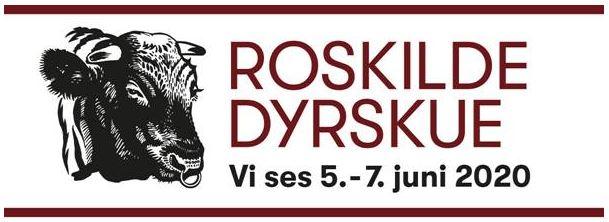 Roskilde Dyrskue Fra den 5.-7. juni 2020
