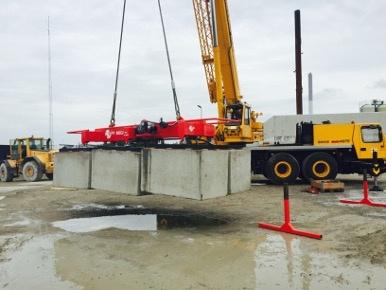 Vakuumløft til 6-30 tons
