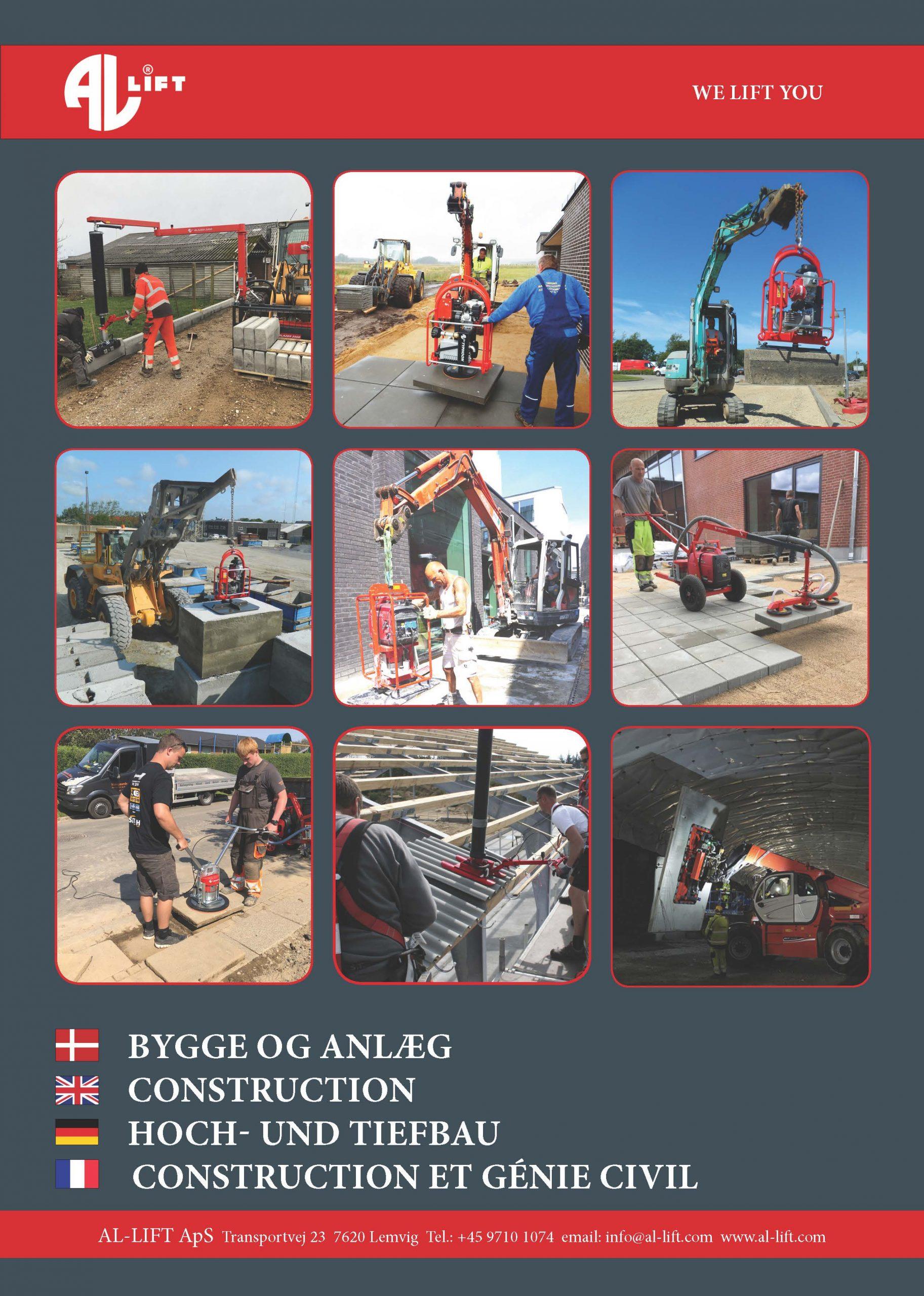 Forside Catalog CONSTRUCTION